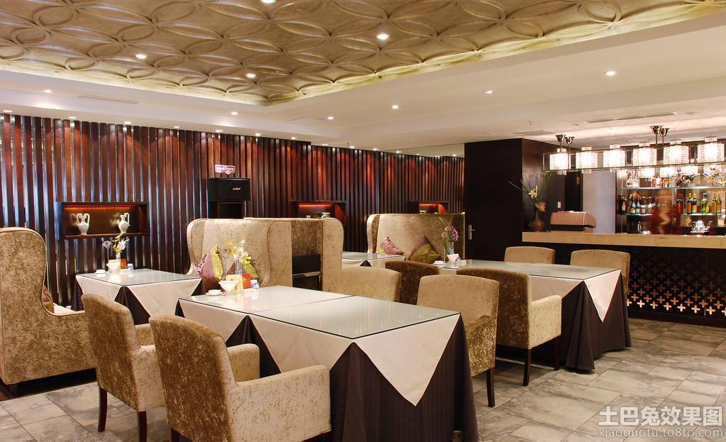 法式西餐厅设计效果图装修效果图