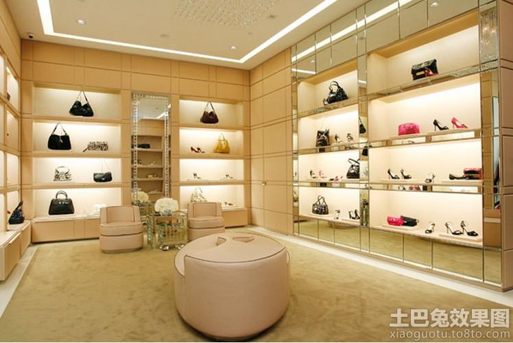 15平米 鞋店装修 图装修效果图高清图片