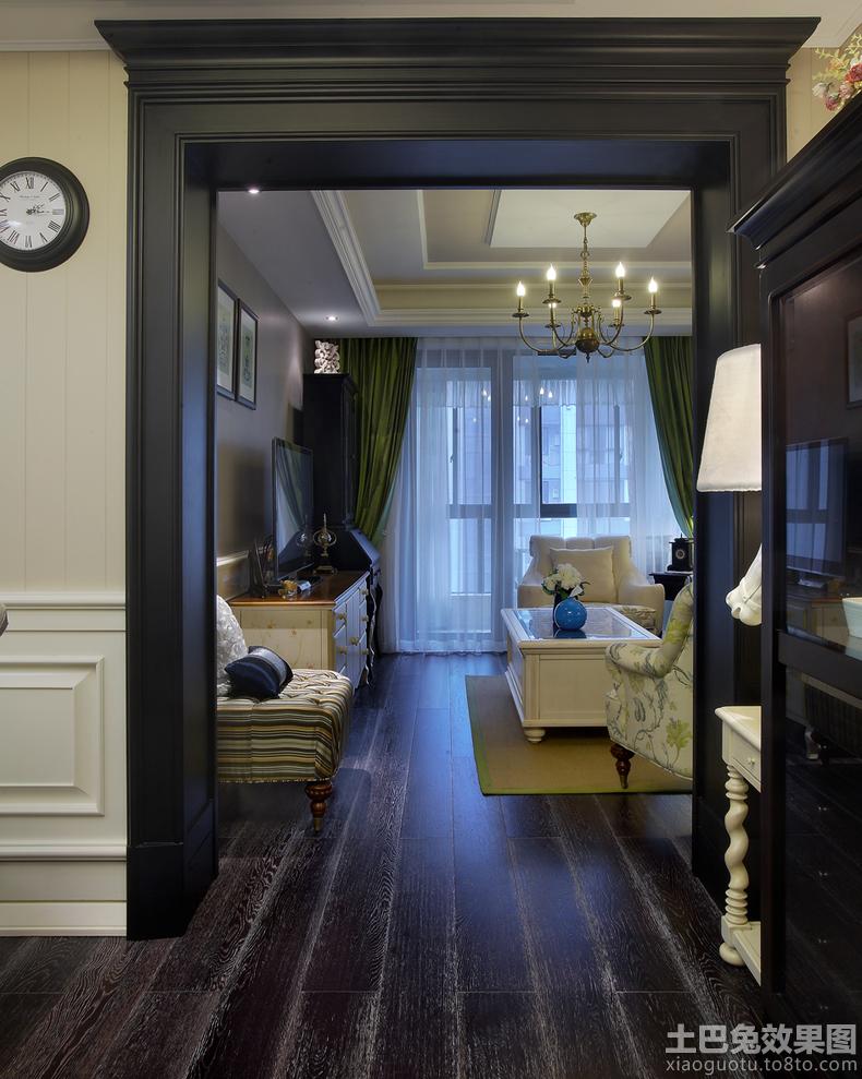 欧式客厅 垭口套 装修 效果图 装修 效果图 第4张高清图片