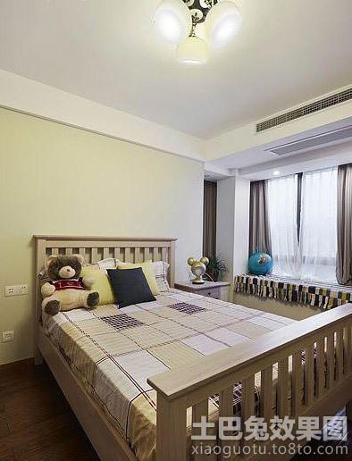 小户型儿童房间布置图片装修效果图