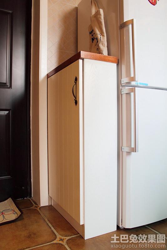 门口鞋柜设计效果图装修效果图 第3张 家居图库 九正家居网高清图片