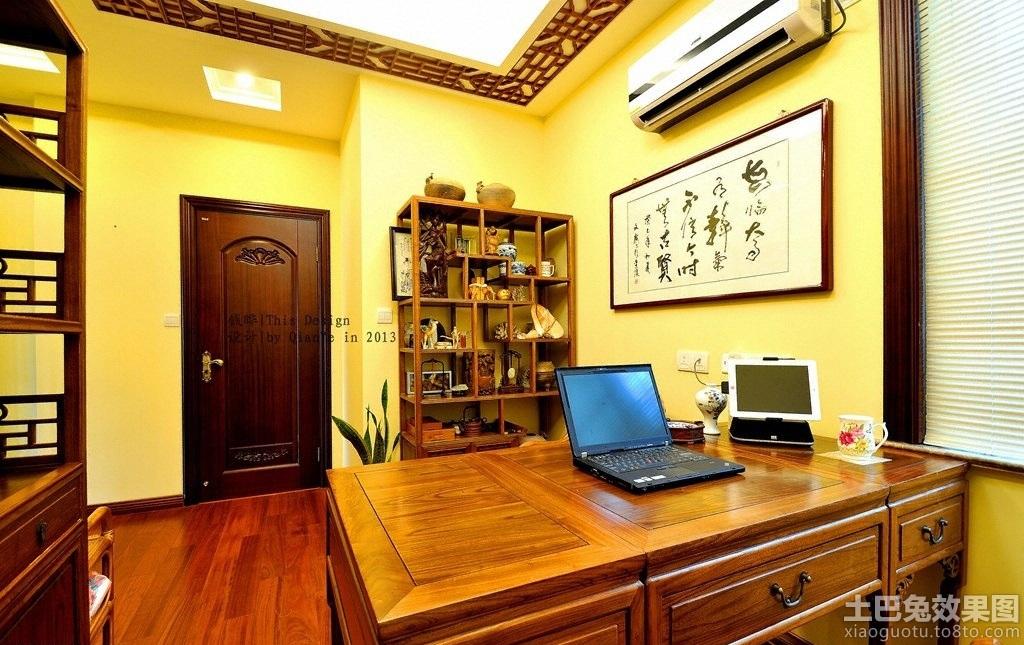 古典中式书房装修效果图欣赏装修效果图图片