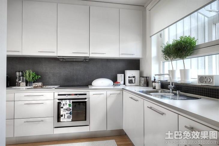 现代简约 厨房橱柜 图片大全装修效果图