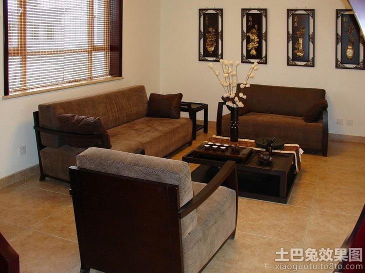 现代中式家庭茶室装修效果图装修效果图 第7张 家居图库 九正家居网 -高清图片