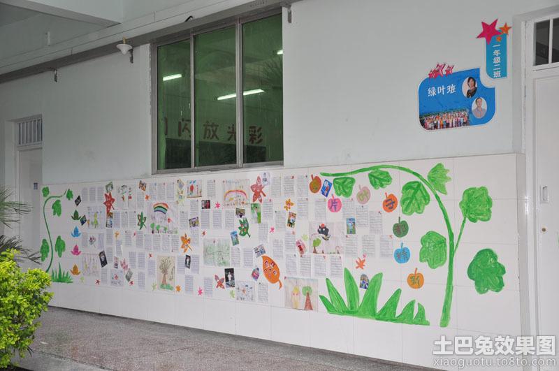 幼儿园走廊文化墙设计 (3/8)