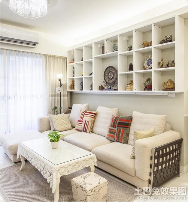 客厅摆放沙发图装修效果图_第13张 - 家居图库 - 九正图片