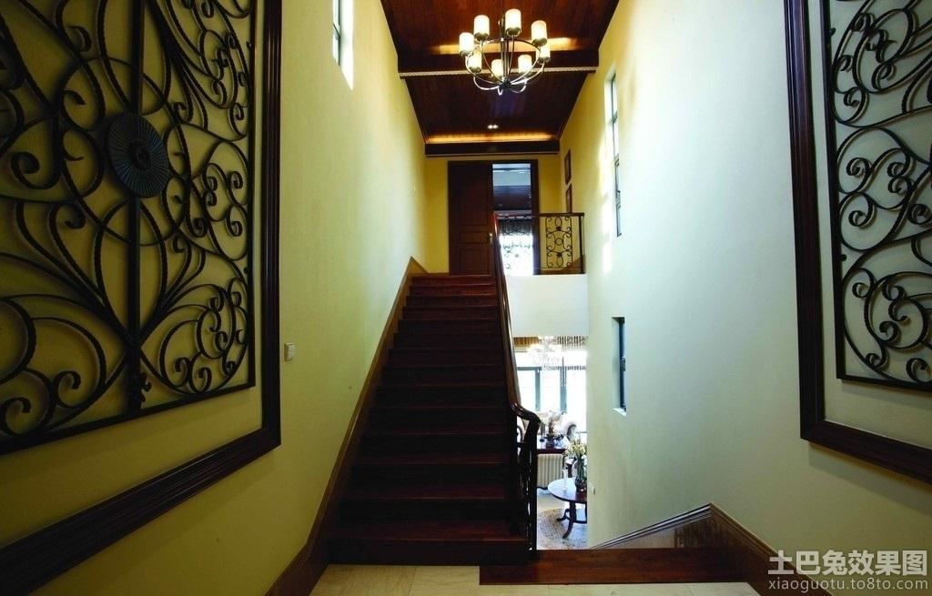家居图库 楼梯间墙面设计效果图 > 第2张  共 10 张图片