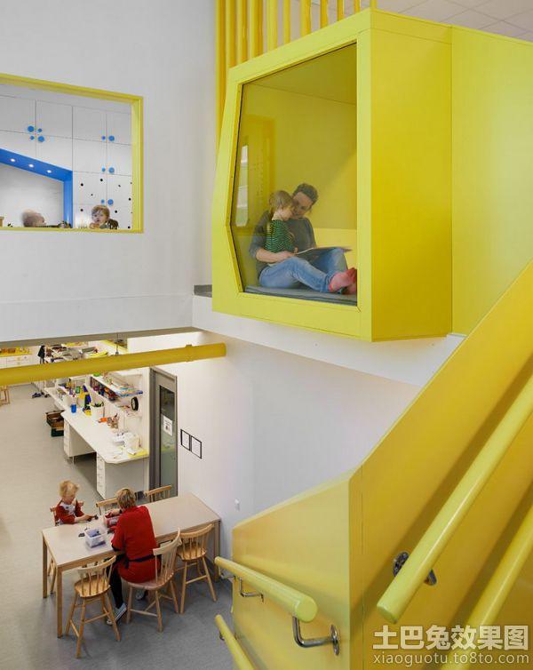 国外幼儿园教室布置设计图片装修效果图