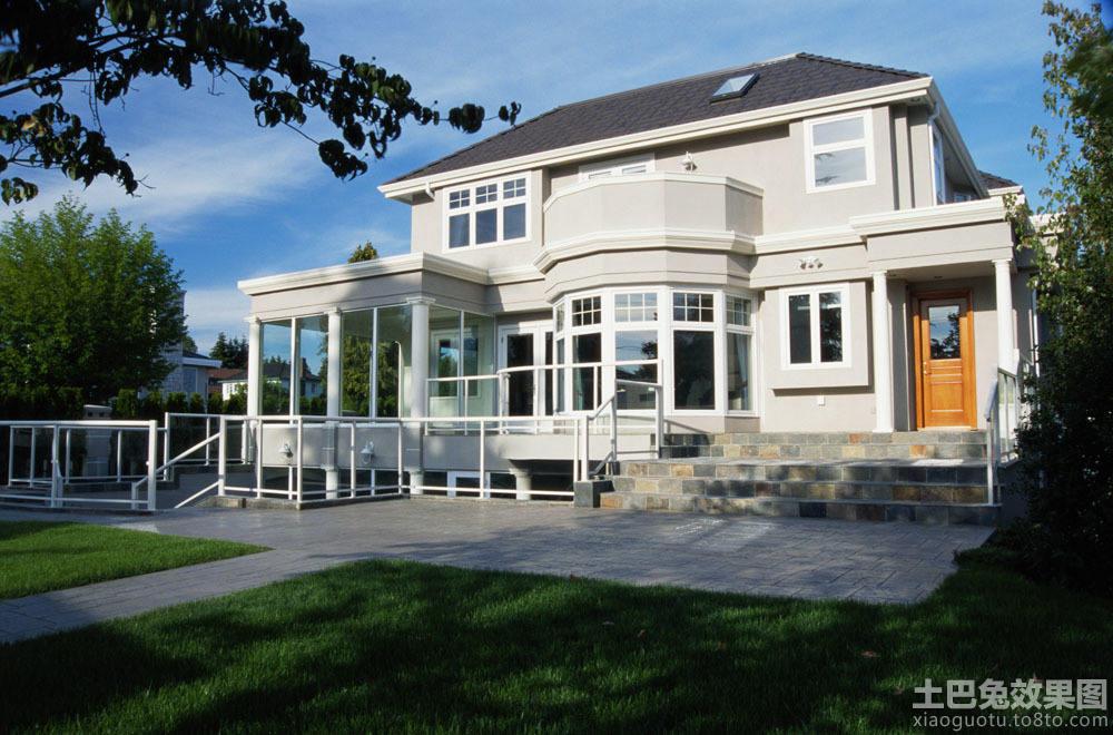欧式别墅外观设计图片欣赏装修效果图_第1张 - 家居