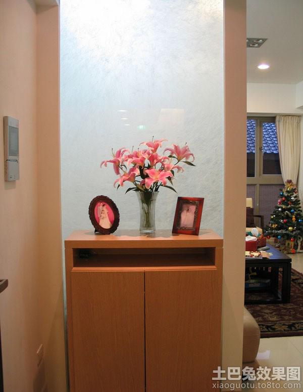 家庭装修屏风柜隔断图片装修效果图 第3张 家居图库 九正家居网高清图片