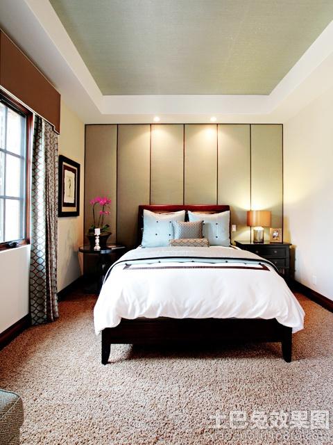 背景墙 房间 家居 酒店 起居室 设计 卧室 卧室装修 现代 装修 480