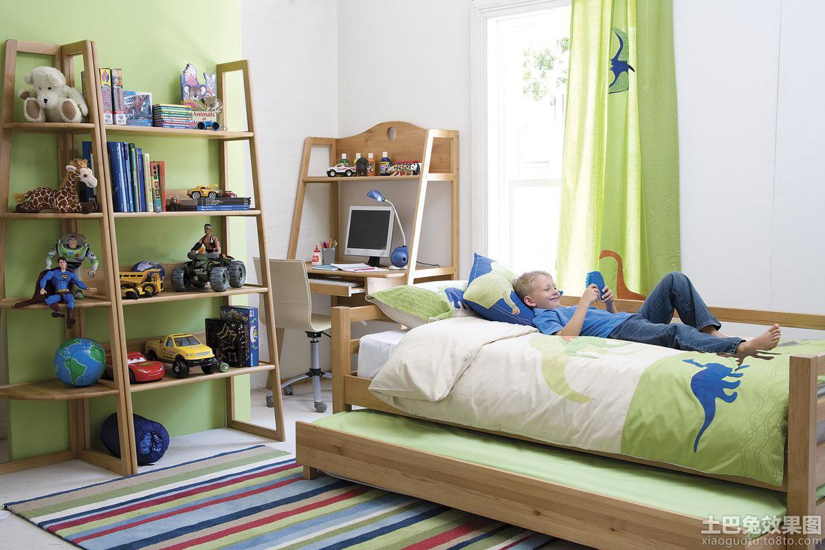 小儿童房间布置图片装修效果图