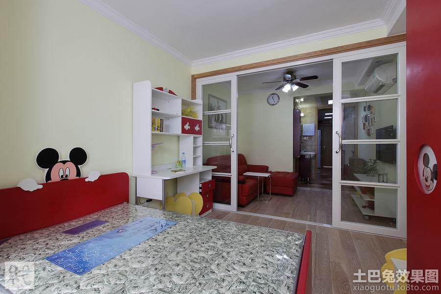 简约一居室小户型装修图高清图片