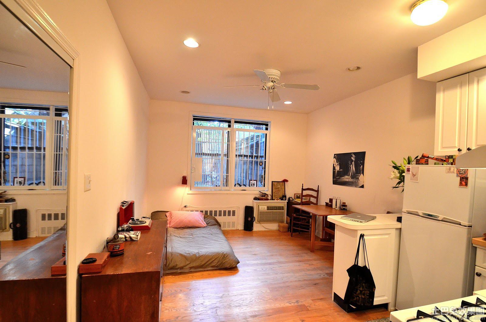 20平米小户型室内装修设计装修效果图图片