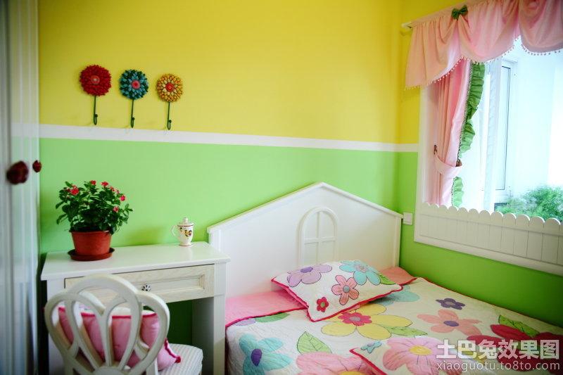 超小儿童房装修修效果图装修效果图