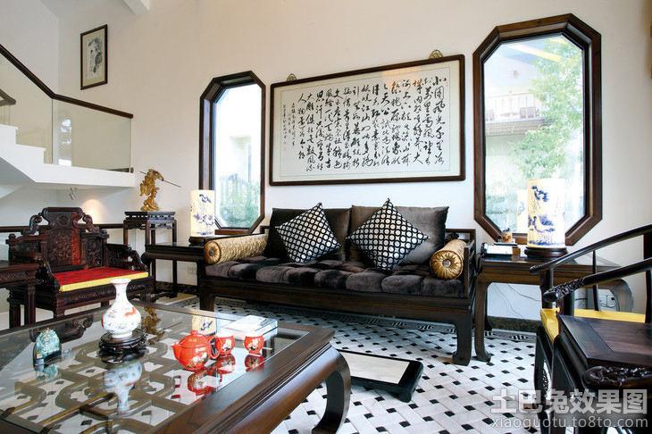 中式沙发图片 (9/11)图片