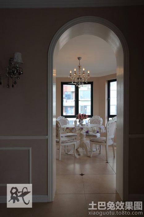 室内拱形门图片装修效果图_第2张 - 家居图库 - 九正