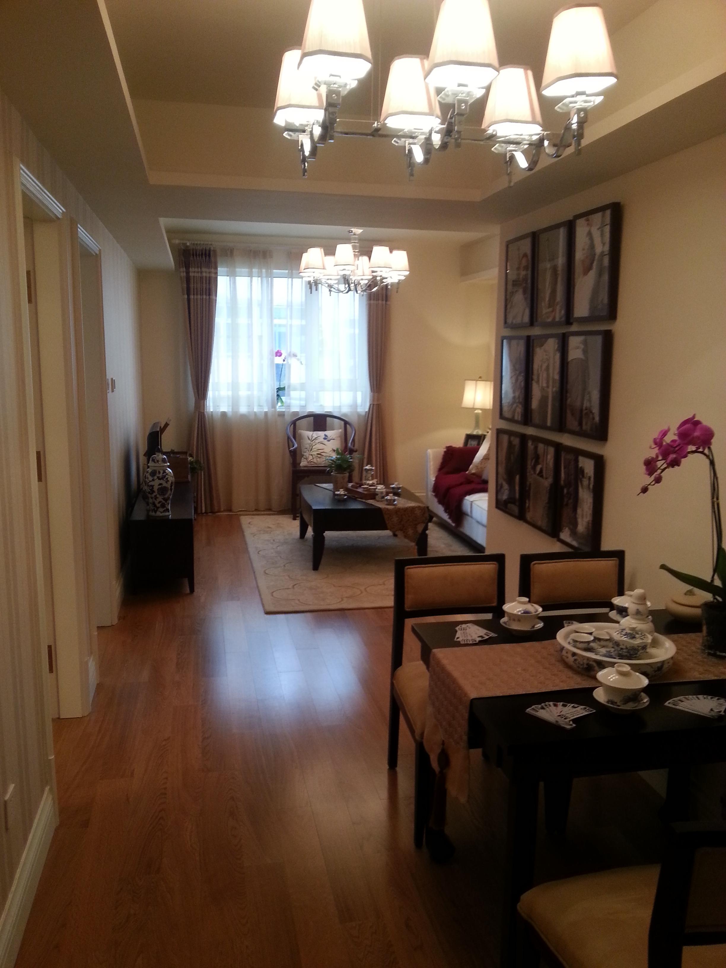 欧式室内过道木地板贴图装修效果图_第8张 - 家居图库
