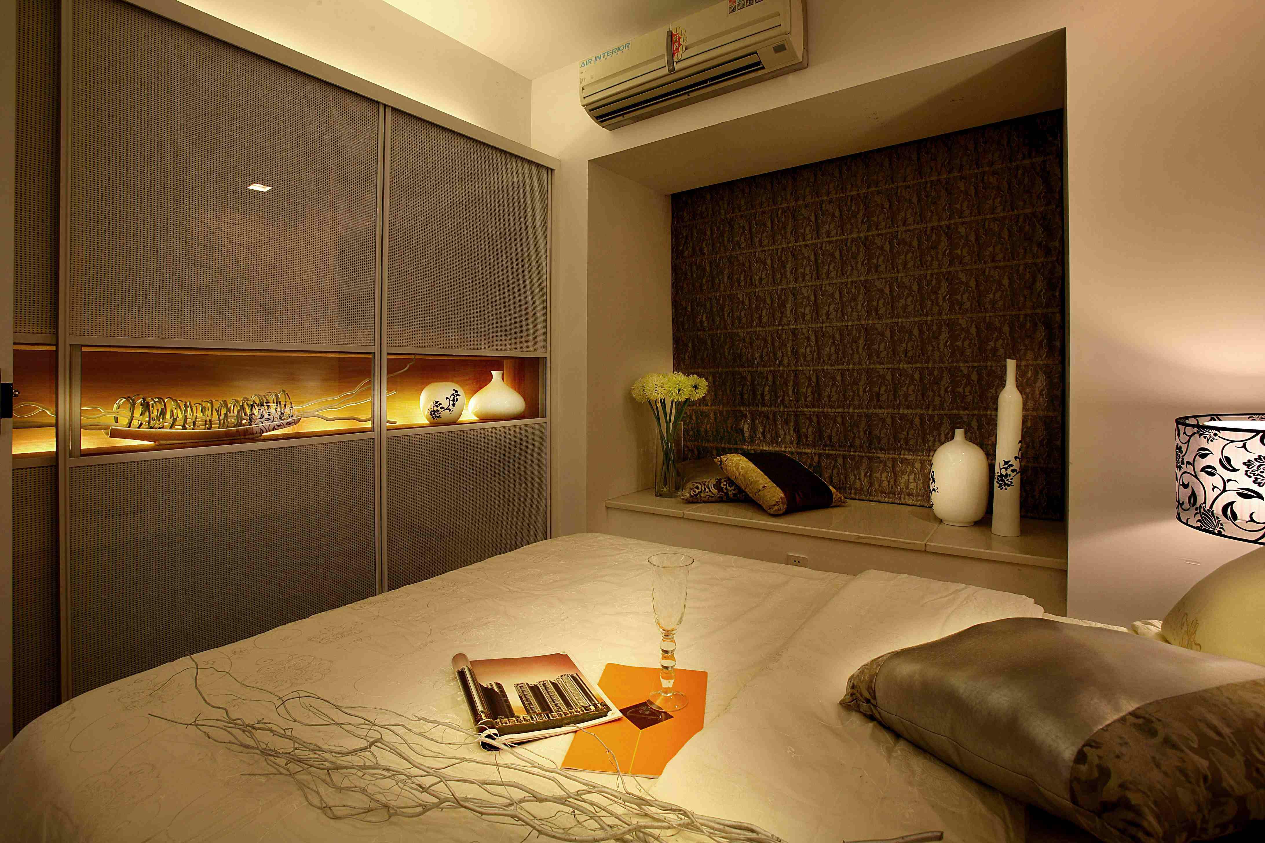 卧室飘窗设计效果图大全图片装修效果图