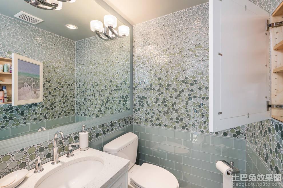 卫生间墙砖设计装修效果图_第7张 - 家居图库 - 九正
