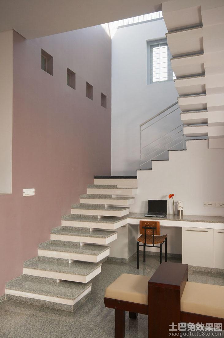 简约室内楼梯设计效果图装修效果图