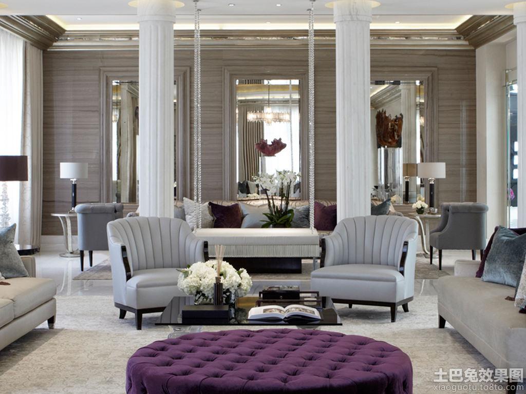 欧式两室两厅装修效果图片装修效果图