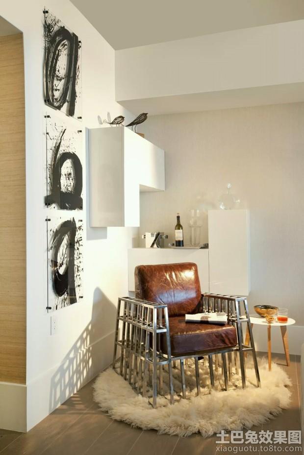 时尚家居墙角装饰效果图装修效果图 第3张 家居图库 九正家居网