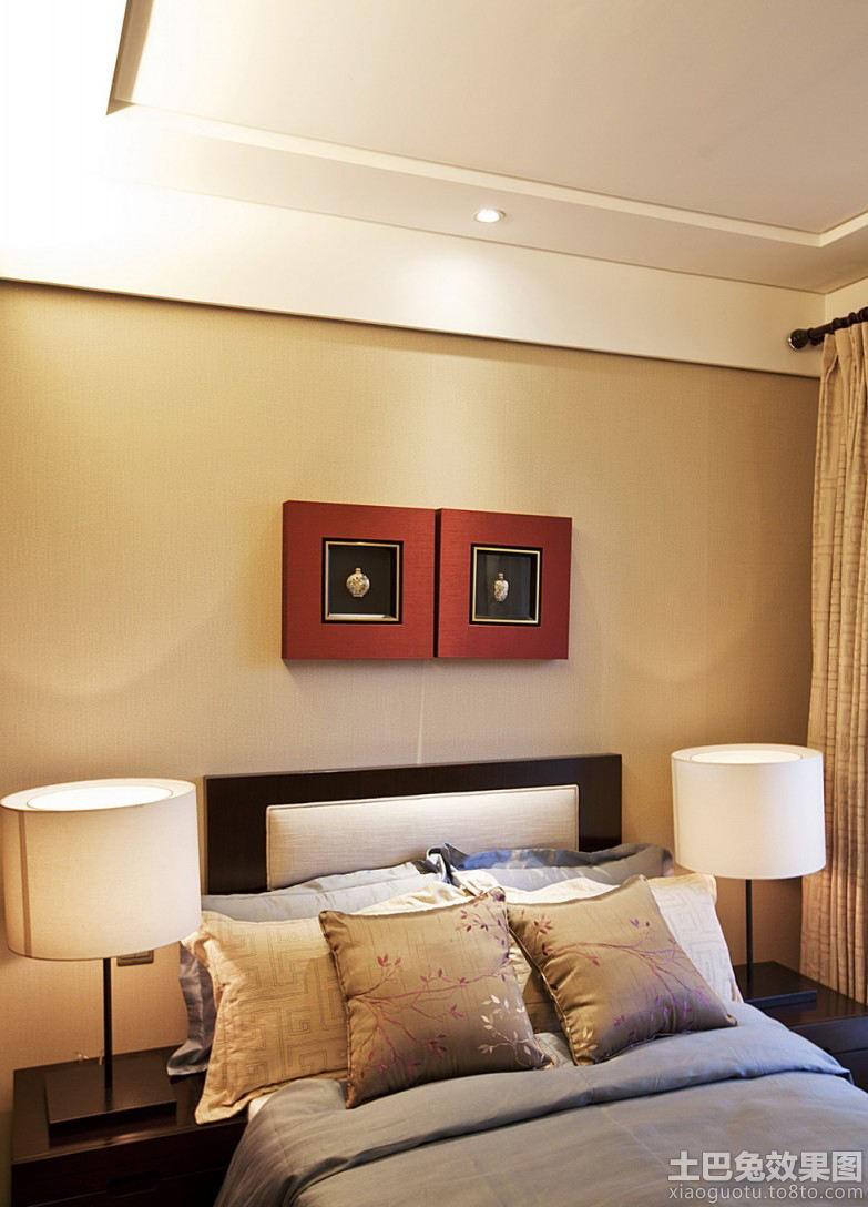 现代风格小卧室装修装修效果图