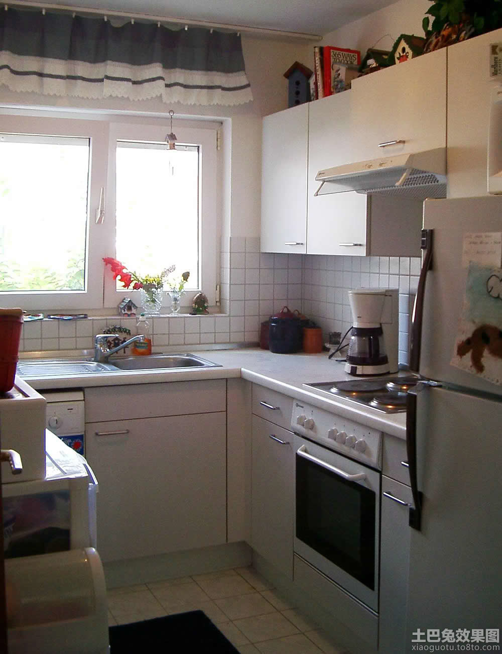 for Best small kitchen designs 2012