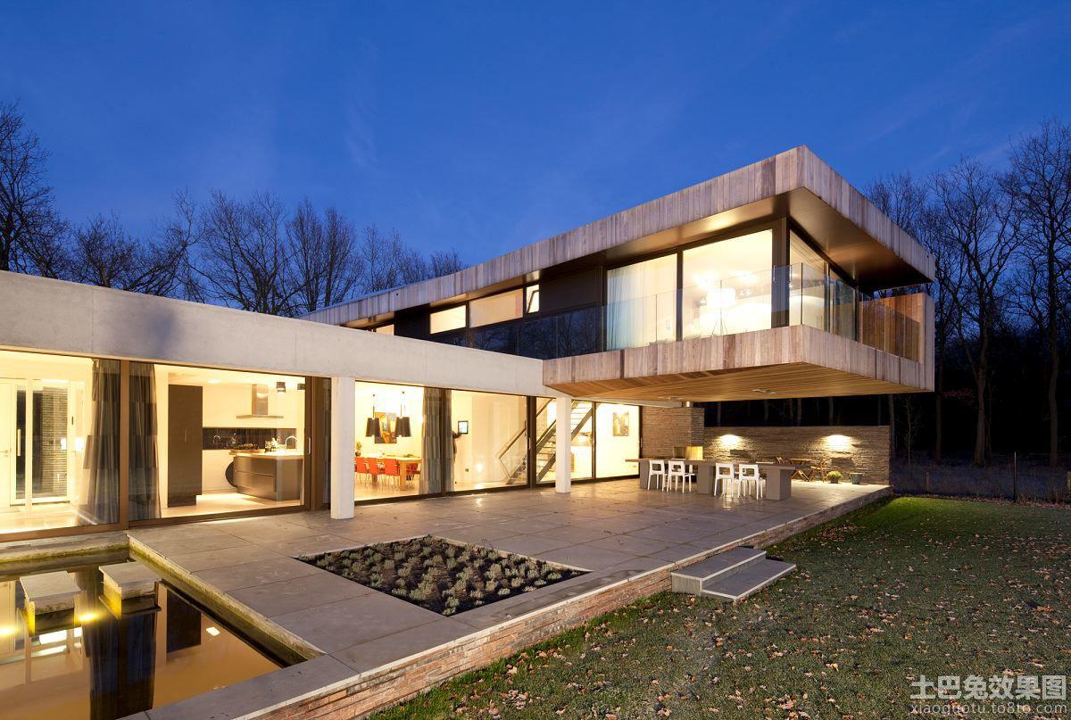 最新现代别墅设计装修效果图