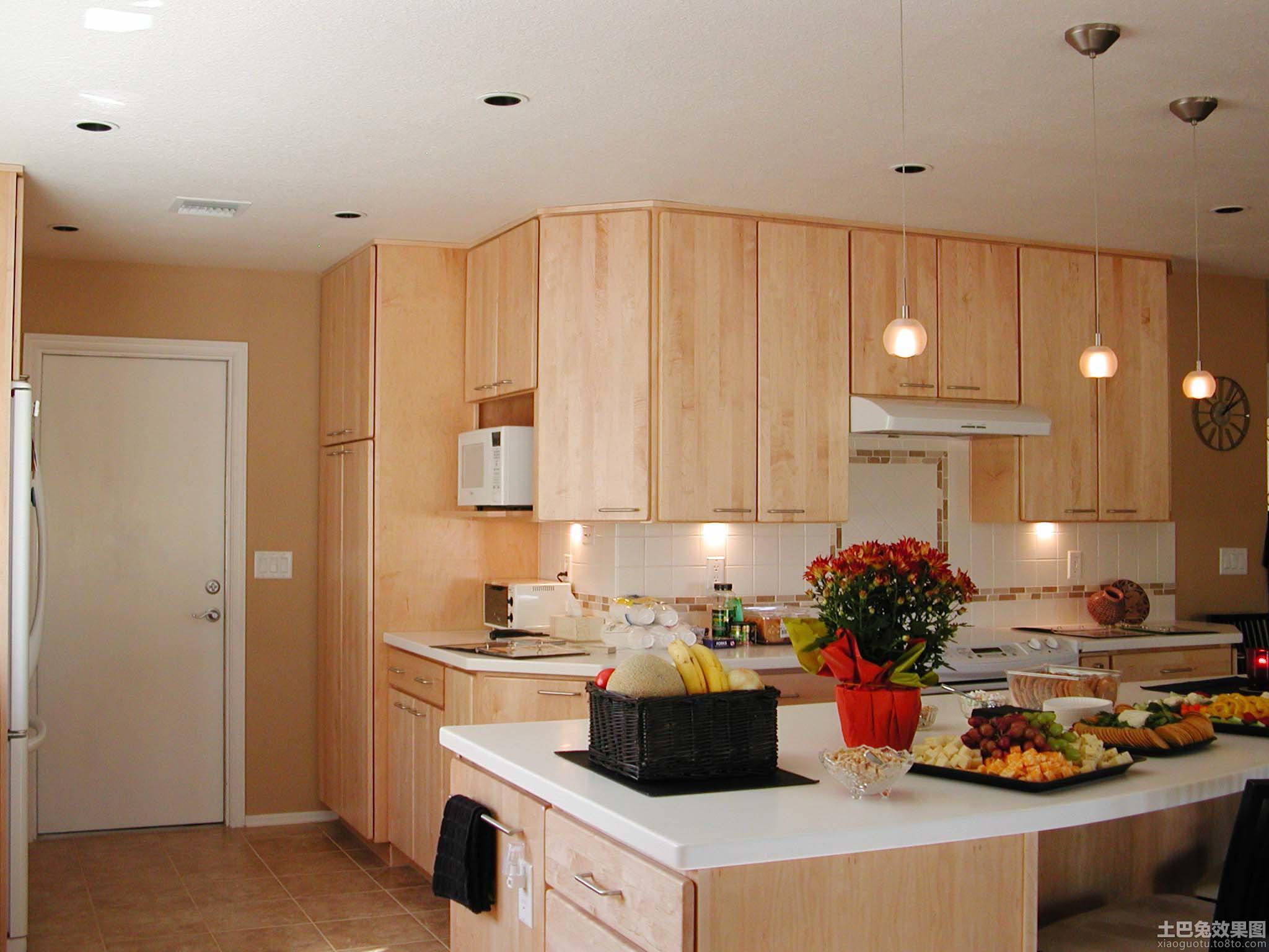 厨房装饰效果图大全装修效果图
