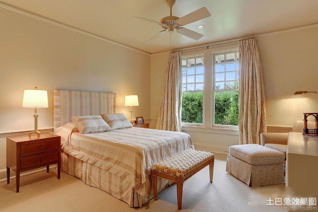 欧式女生卧室设计图片装修效果图图片