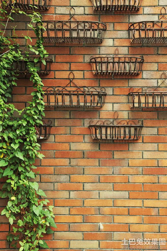 田园风格外墙砖效果图装修效果图 第4张 家居图库 九正家居网高清图片