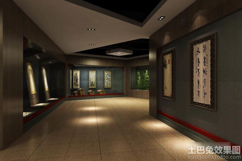书画展厅设计图片 (5/11)图片