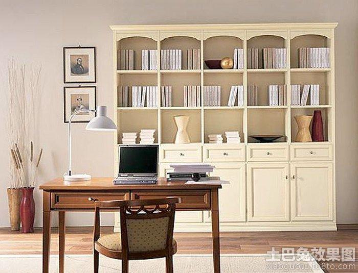 简欧风格 家用 书柜 图片装修效果图 简欧风格 家用 书柜 图片装修 效果图片