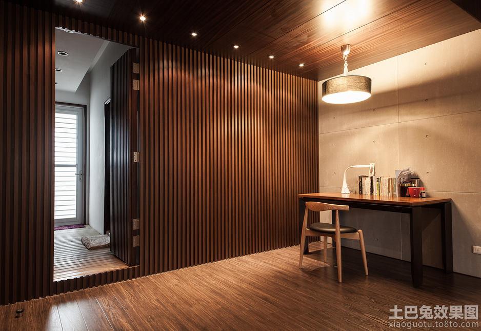 现代家装开放式书房图片装修效果图 第2张 家居图库 九正家居网 -现代高清图片