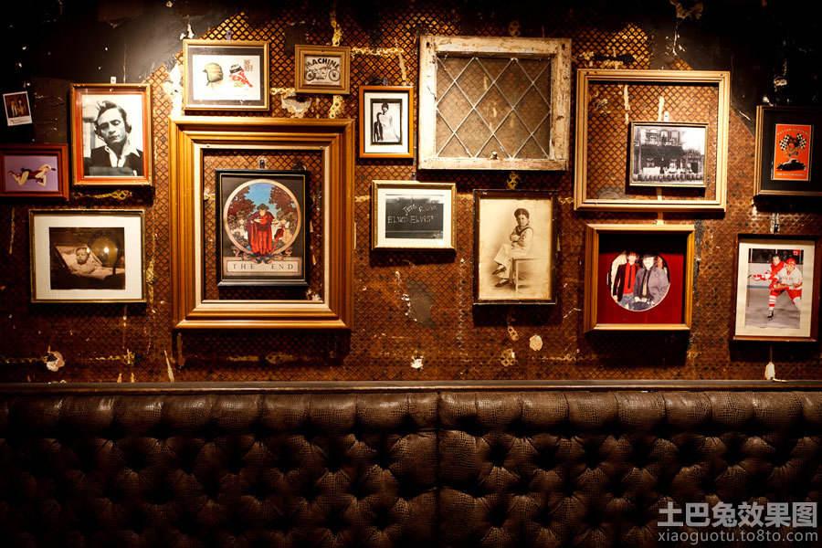 美式酒吧背景墙效果图装修效果图_第1张 - 家居图库图片