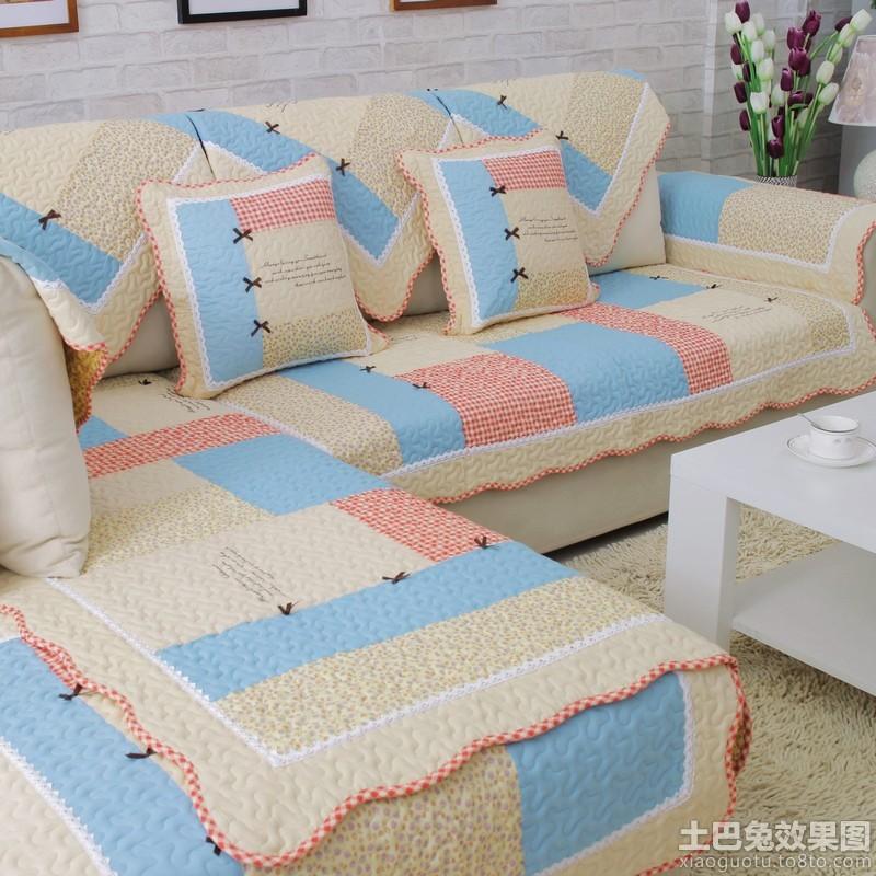 时尚沙发垫图片大全装修效果图