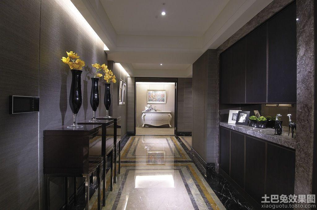 家庭走廊室内地板砖装修图片装修效果图_第1张 - 家居