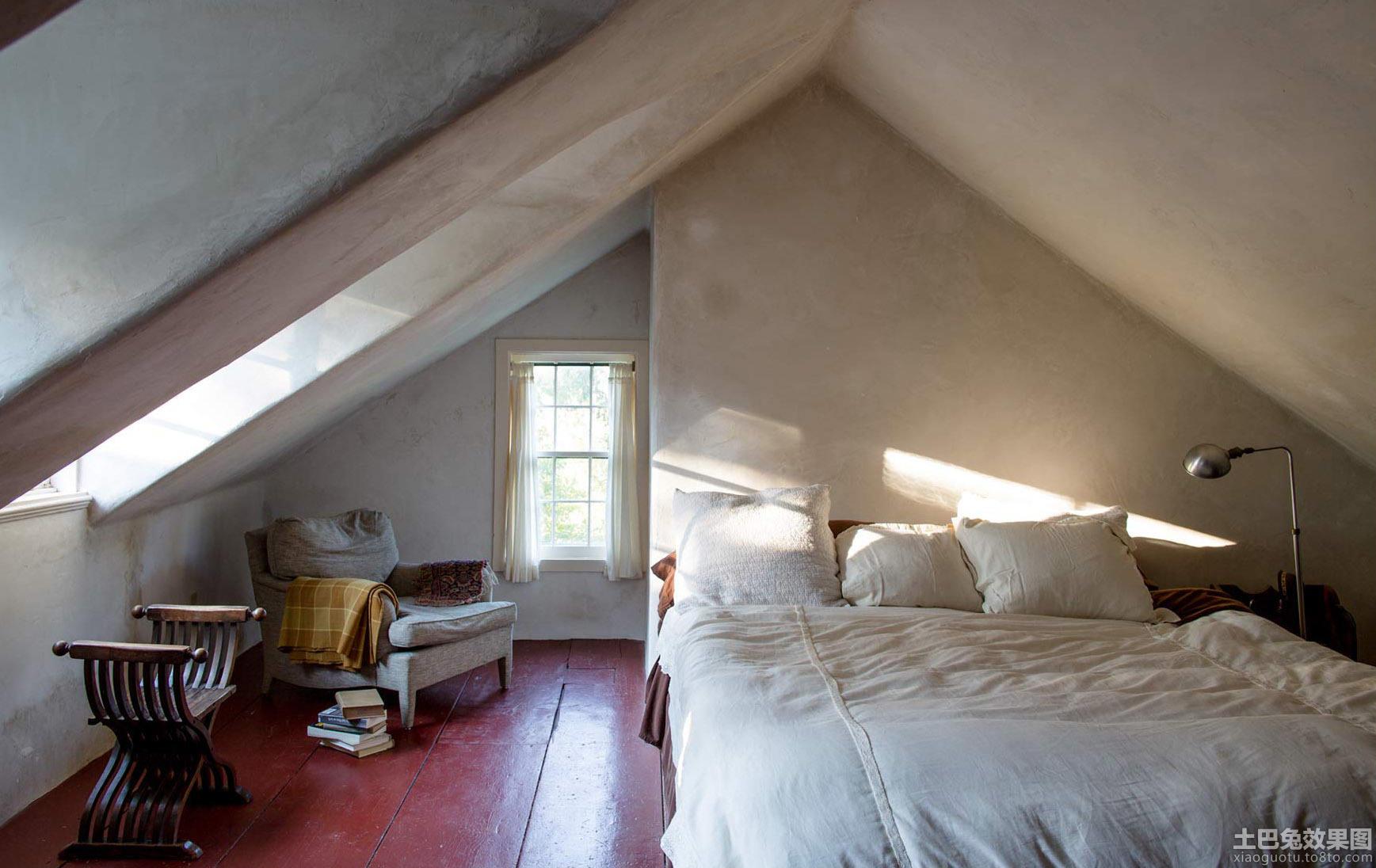 小户型卧室阁楼设计图装修效果图_第4张 - 家居图库