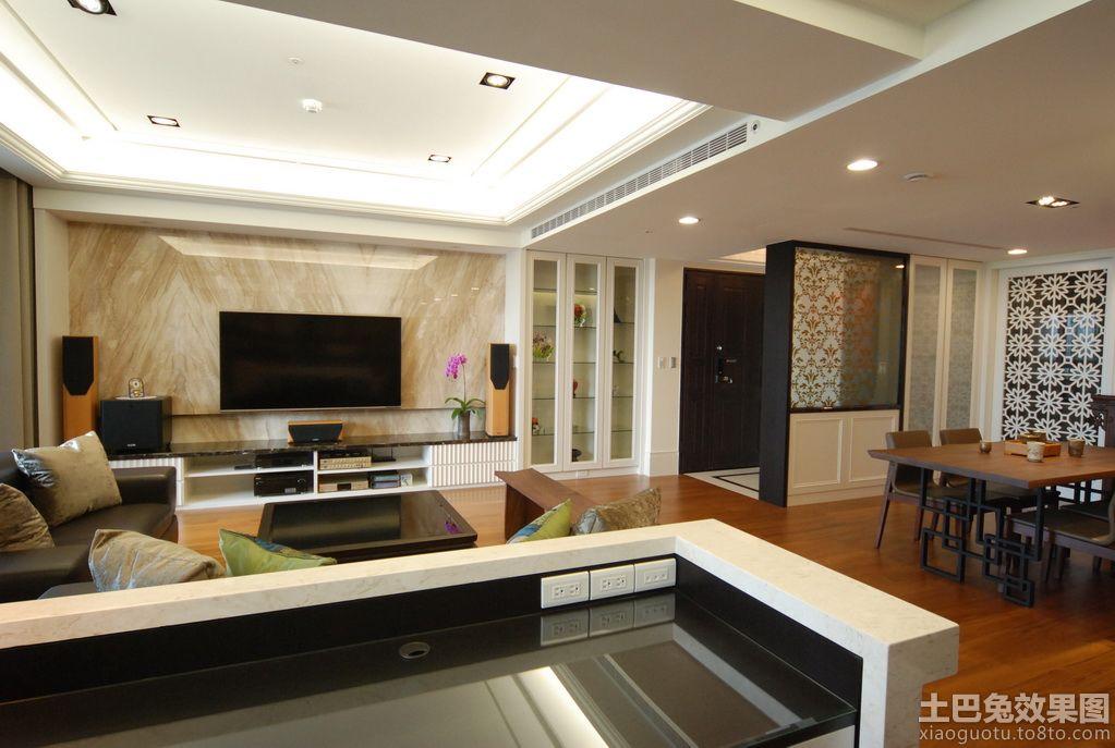 现代家庭室内装修效果图装修效果图