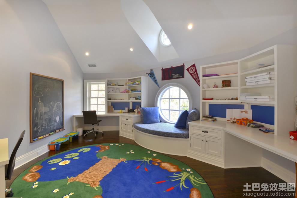创意儿童房间设计效果图 (4/12)图片