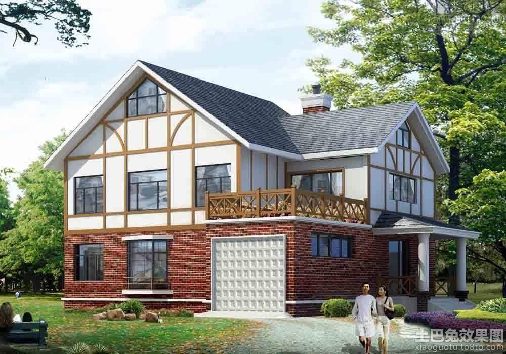 小型新农村别墅设计图装修效果图