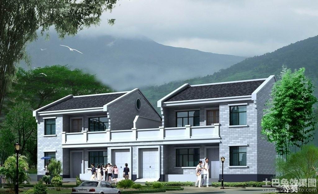 南方新农村别墅设计图装修效果图房产图片肥城别墅图片