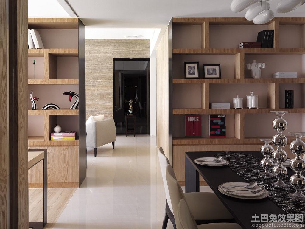 最新实木家装室内过道效果图装修效果图_第2张 - 家居