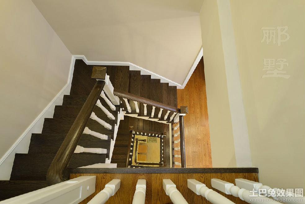 别墅旋转楼梯设计图装修效果图