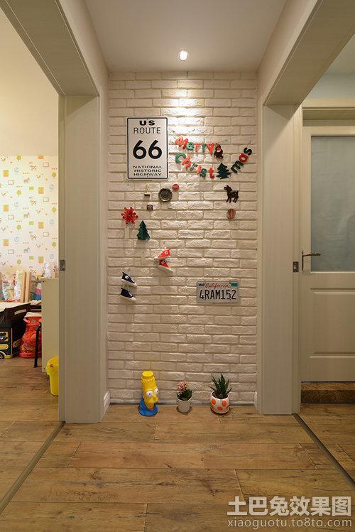 创意家庭装饰墙效果图装修效果图