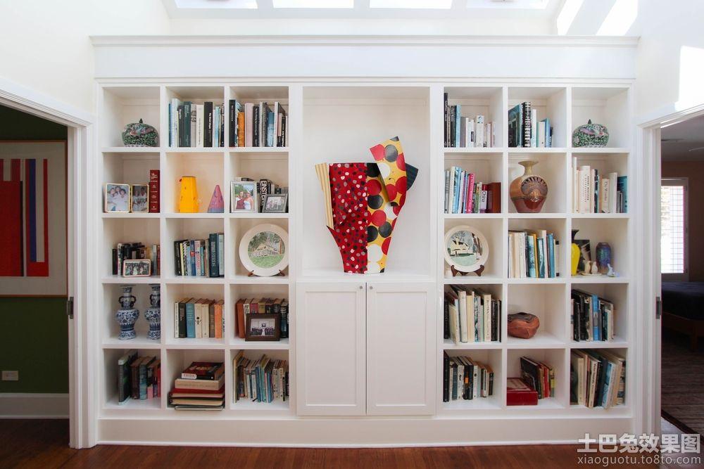 隔断书柜装修效果图装修效果图