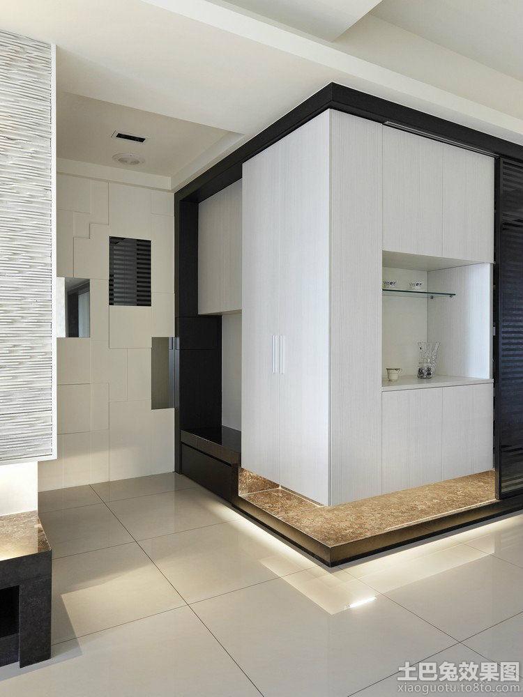 简约式家居风格玄关装修设计图片欣赏装修效果图