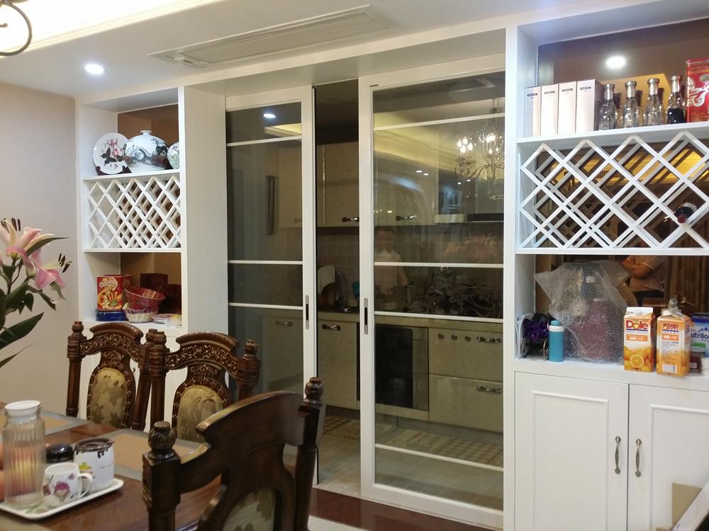 现代家居厨房门装修效果图装修效果图